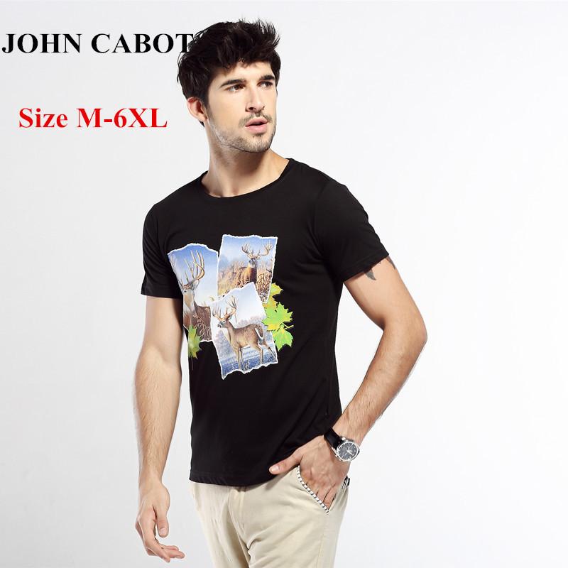 Мужская футболка JOHN CABOT m/6xl T TshirT