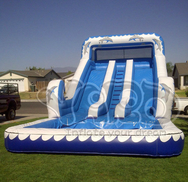 Inflatable Water Slide China: Online Buy Wholesale Inflatable Water Slides From China
