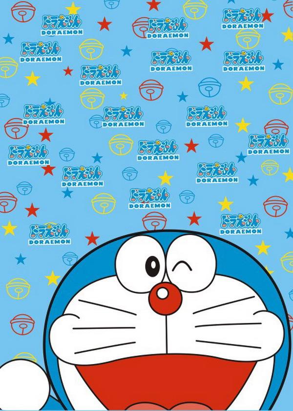 font b Doraemon b font Anime 150 200CM Single layer Blanket 39507