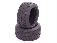 Buy baja 5B on road front tyres for 1/5 HPI Baja 5B Parts Rovan KM for $18.50 in AliExpress store