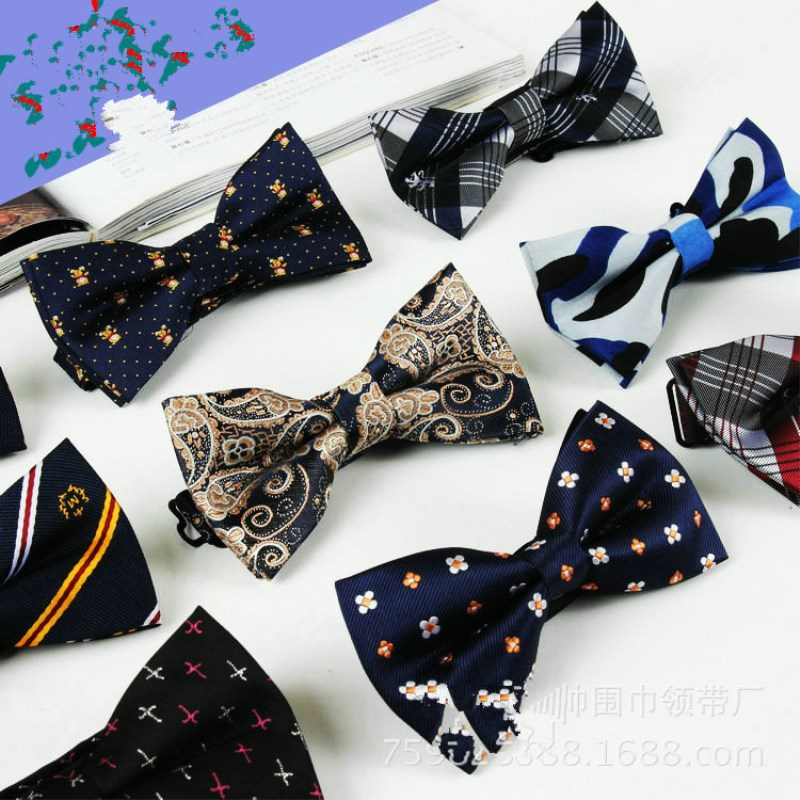 2016 Fashion Male Bow Ties For Men Married Decoration Butterfly Block Color Dress Suit Gravatas British Explosion Papillon(China (Mainland))