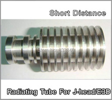 Full Metal Long Distance J-head Hotend Radiating Tube for 3D Printer bowden extruder RepRap MakerBot Kossel Delta