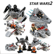 1pcs 78085 Star Wars Warships Spaceship Star Wars troopers Ships Building Blocks Sets Bricks Model toys Compatible with Lego