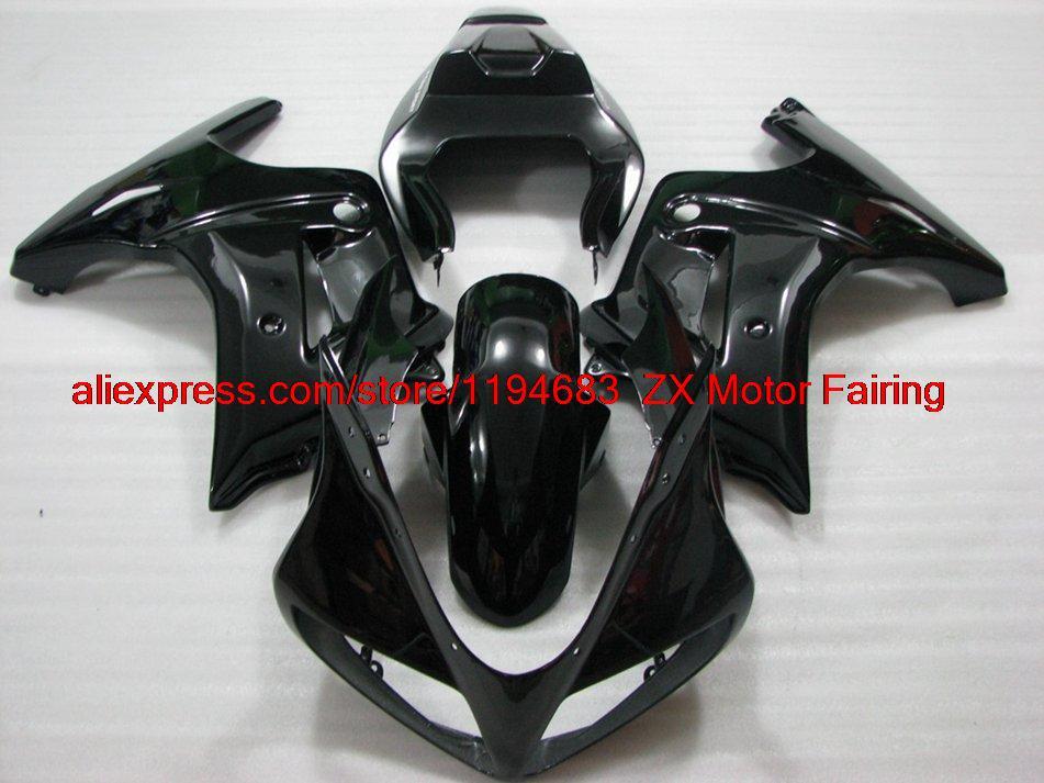 03-13 SV 650 Fairings 05 06 Black Compression Motorcycle Fairing SV1000 2003(China (Mainland))