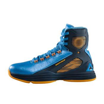 PEAK SPORT Star Models Spring New GALAXY IV Boots High Top Men's Basketball Shoes Size7-11 E51001A Free Shipping