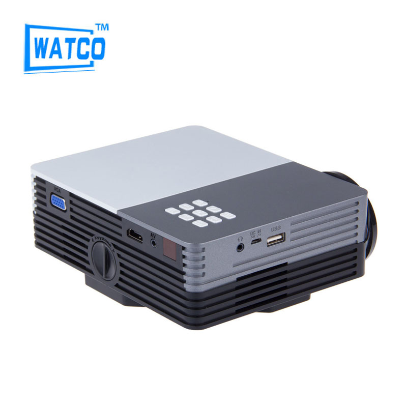 2016 newest mini pico portable proyector micro projector for Usb projector reviews
