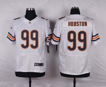 Chicago Bears #75 Kyle Long #54 Brian Urlacher #51 Dick Butkus Elite High-quality free shipping(China (Mainland))