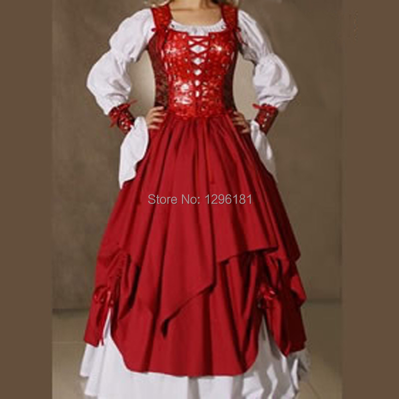 dresses leopard Picture - More Detailed Picture about Red ...
