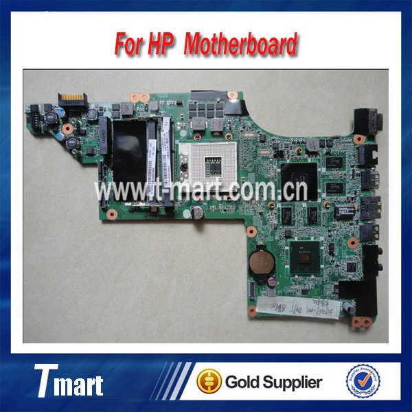 100% working Laptop Motherboard for hp 615307-001 pavilion DV7-4000 HM55 HD5650/1G DA0LX6MB6H1 System Board fully tested