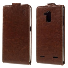 ZTE Blade V7 Lite Leather Cases J&R Crazy Horse Vertical PU Flip Cover - Tvc Mall Online 3 store
