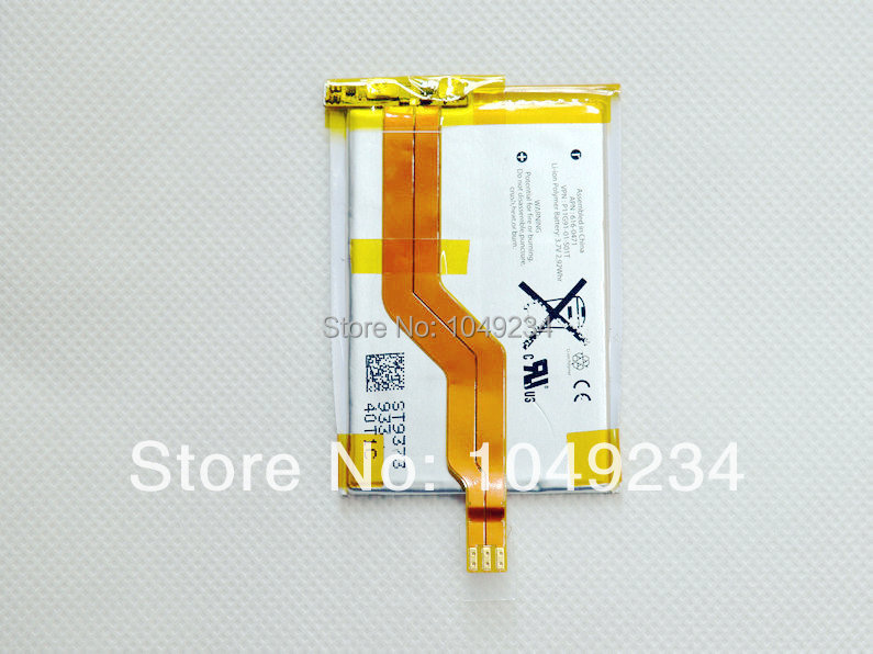 for apple ipod touch3 touch 3 Battery New and original Capacity MOQ 100pic//lot free shipping(China (Mainland))