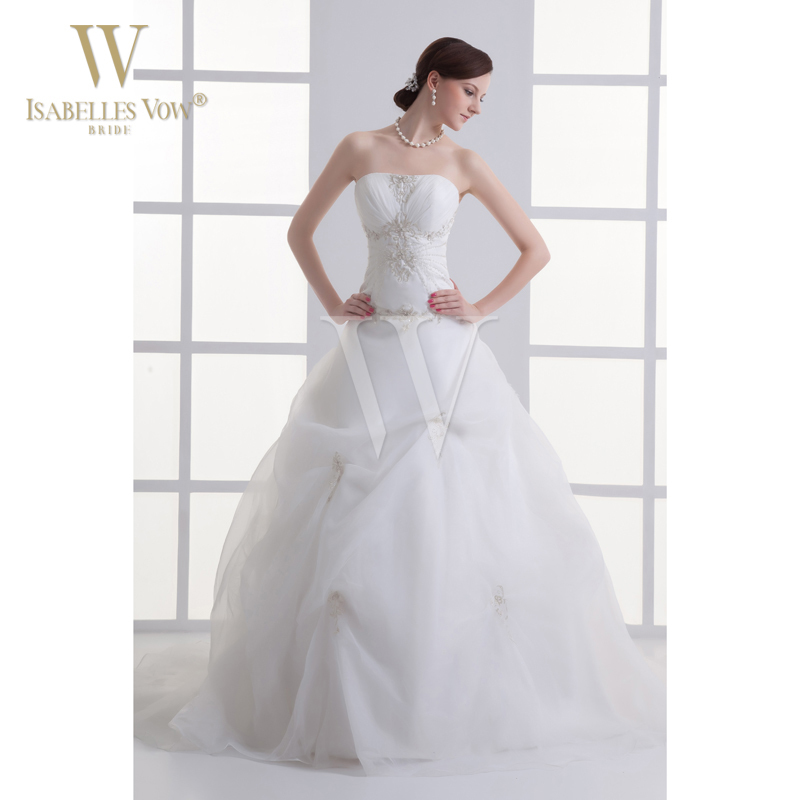 ball gown wedding dresses white natural court train satin zipper back