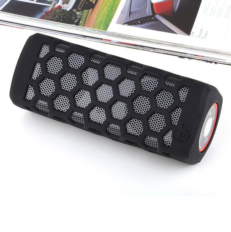 Wireless Outdoor Waterproof Bike Bluetooth Speaker portable Stereo speakers sound box 7000mA loudspeakers caixa de som with 10W(China (Mainland))