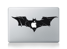 Super Hero Batman Logo autocollant portable 11 13 15 vinyle autocollant Decal pour Apple Macbook Pro Air Laptop Case Cover peau(China (Mainland))