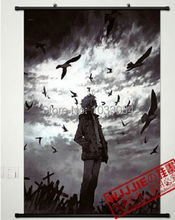 Decor Anime Poster Wall Scroll Neon Genesis Evangelion EVA KAWORU NAGISA New