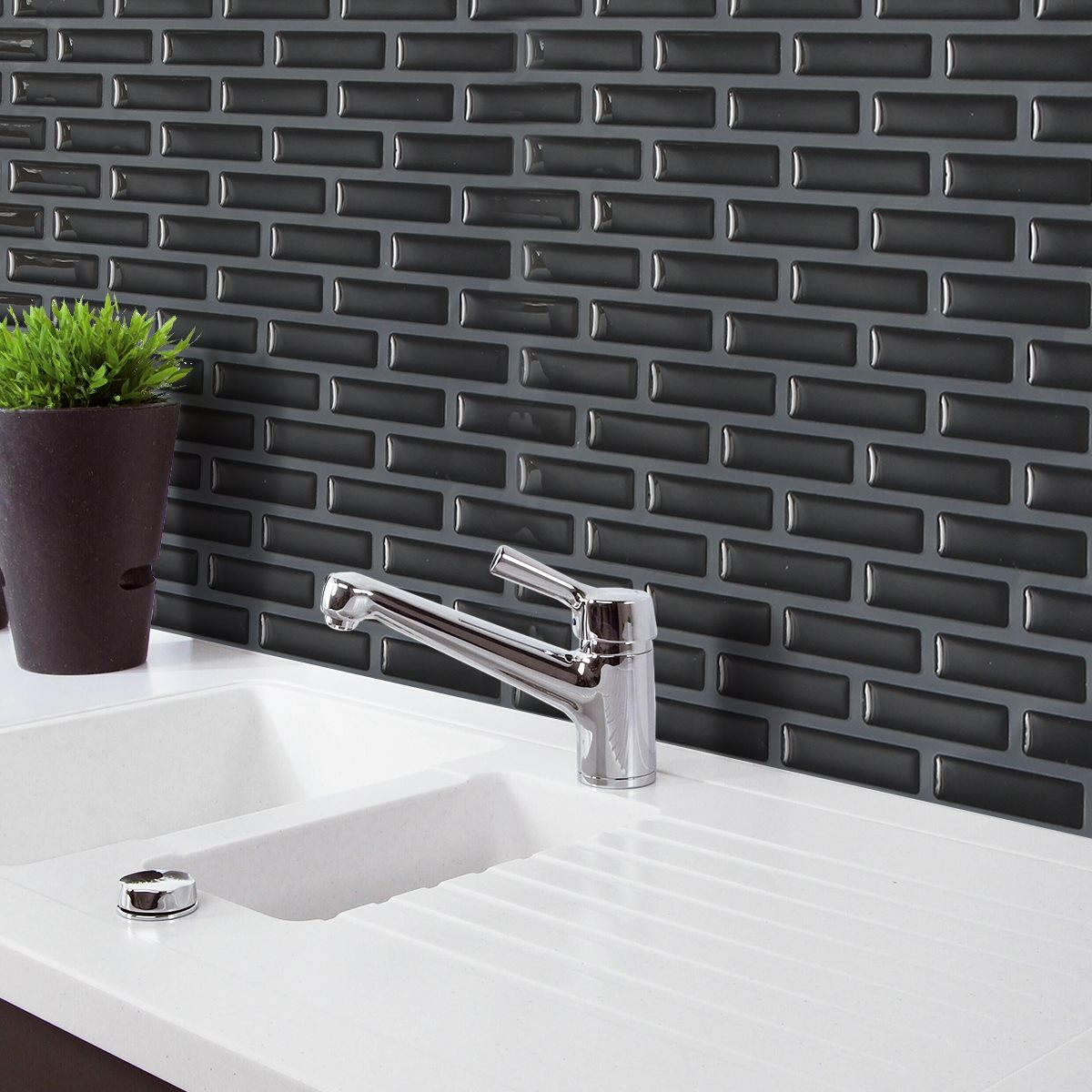 Acquista all'ingrosso Online brick tiles kitchen da Grossisti ...