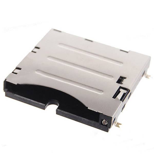 Best Product Game Cartridge Card Reader Slot 1 For Nintendo For NDS Lite For DSL Replacement New(China (Mainland))