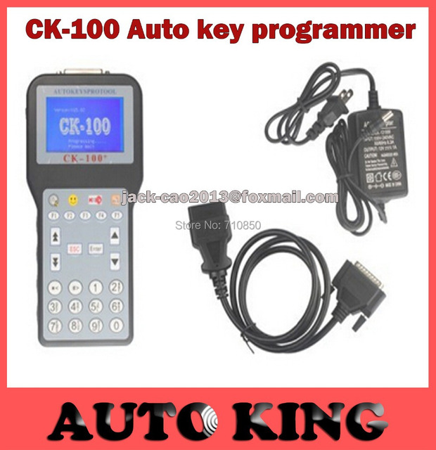 2016 High Recommed!!! Best CK-100 CK 100 Auto Key Programmer V99.99 Newest Generation andBetter than SBB  --Free fast shipping !