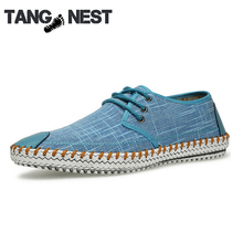 Espadrille Shoes 2016 New Spring Men Canvas Shoes Handmade Hemp Breathable Casual Flats Drop Shipping XMF409