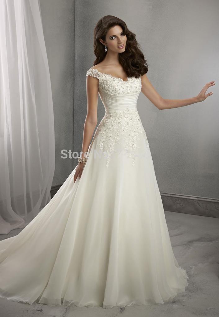 Buy white cinderella wedding dresses plus for Wedding dress size 6