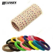 1-30pcs/lot hair band for kids Elastic Ponytail Holders Hair Accessories Girl Women Rubber Band Good quality hair ties Factory