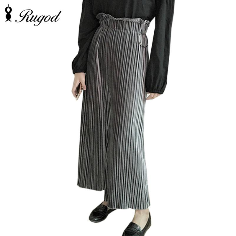 Широкие брюки 2017 доставка