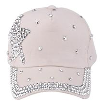 Kids Hats Stylish Rhinestone Five-Point Stars Printed Kids Winter Hats Bonnet Enfant #2369(China (Mainland))