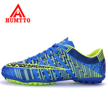 2016 Men Soccer Shoes Outdoor Football Lace-up Sports PU Leather Game - Fashion Mens Store store