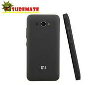 Case para Xiaomi M2s Fosco Matte Bateria Capa m2 Mi2 M2s Mi2s Tampa da Bateria