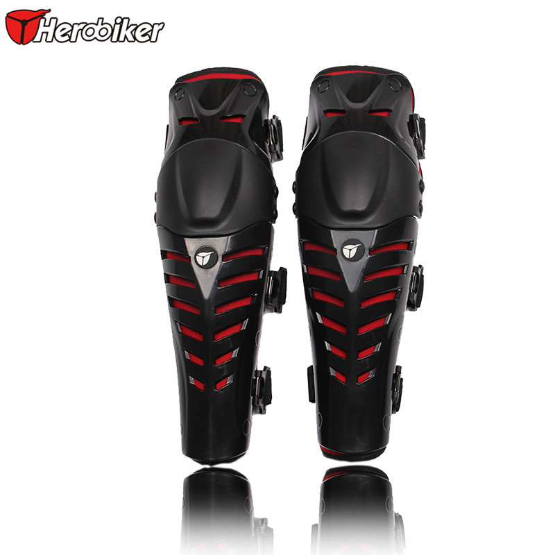 HEROBIKER Motorcycle Racing Motocross Knee Pads Protector Guards Protective Gear Knee protector for motorcycle(China (Mainland))