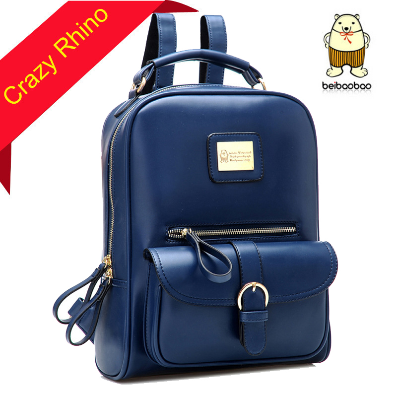 Classic Travel Women Bag Backpack Female Leather Back pack Women School Bags For Teenagers Girls Free Shipping 2015 New