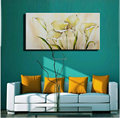 Large decorative cheap calla lily wall art abstract canvas art paintings oil painting on canvas for