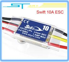 Skyrc Swift 10A ESC brushless motor esc for remote control toys helicopter quadcopter drones electric car boat free shi Toy kids