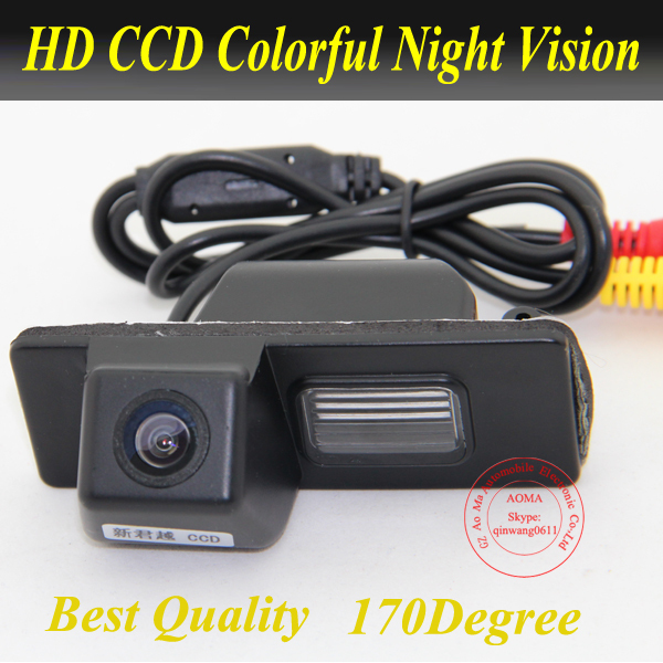 Special Rear Camera For LaCrosse color car rear view camera+high qualityCDD TV line 520 CCD system Factory Promotion(China (Mainland))