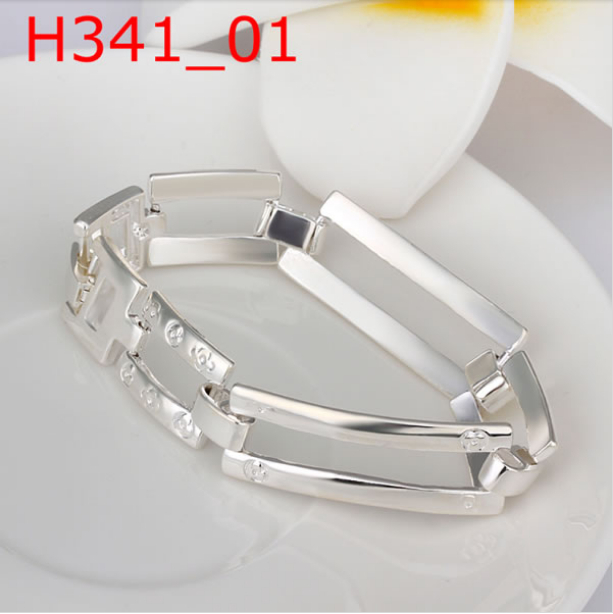Jewelry Bracelets & Bangles Sterling Silver punk queen for women rock Accessories bijoux romantic to party in H341(China (Mainland))