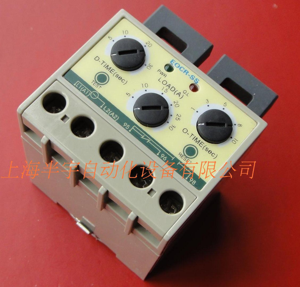 Electronic motor protection EOCR-SS 30N440<br><br>Aliexpress