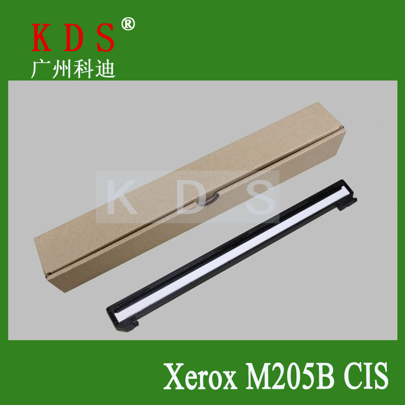 Free Shipping Black CIS Scanner for Fuji Xerox M205b Spare Parts(China (Mainland))