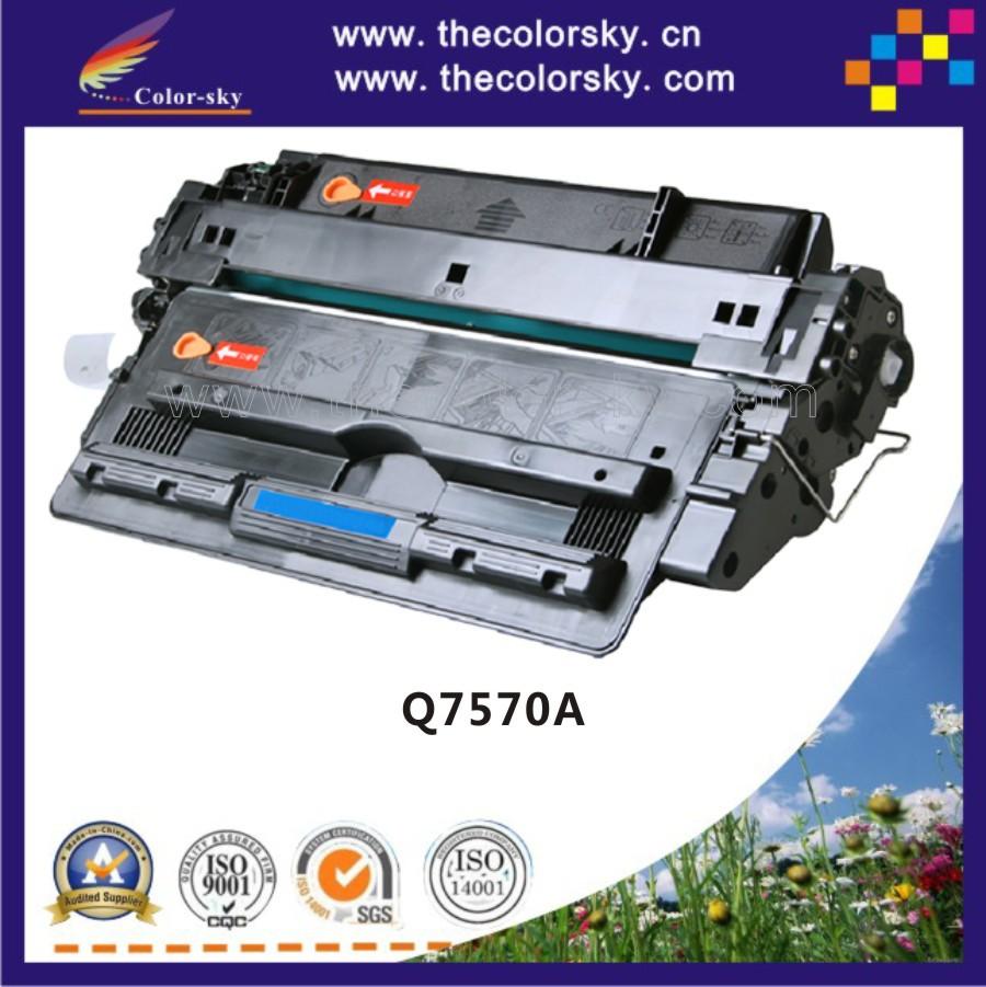 Фотография (CS-H7570A) BK compatible toner printer cartridge for HP Q7570A 7570A Q7570 70A M 5035 5025 M5035 M5025 MFP (15K pages) freeDHL
