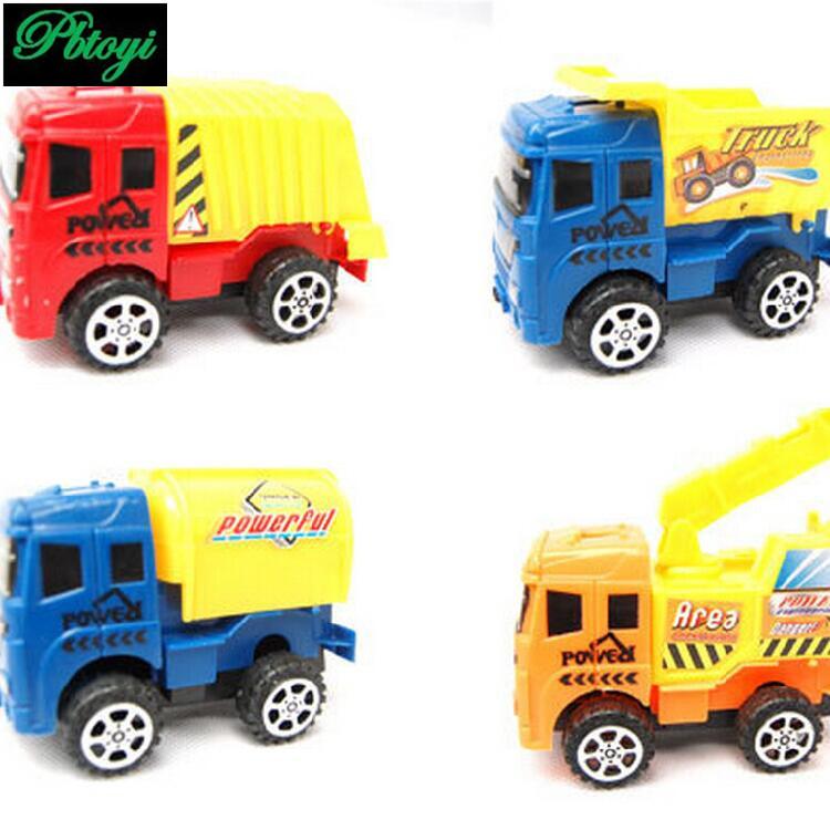 New mixer truck model cute toys interesting gifts wholesale PI0659(China (Mainland))