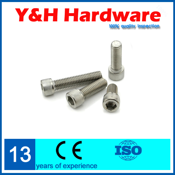 The new listing !  50 ps/lot  304 Stainless Steel  M2.5*4 assorted nuts and bolts Internal Hex Drive<br><br>Aliexpress