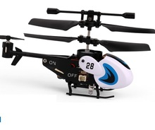 Original 6 colo Lead Honor 1303  3.5CH RC Helicopter Gyro LED  Flashing Aluminum Anti-Shock Remote Control Toy Pocket RC Drone(China (Mainland))
