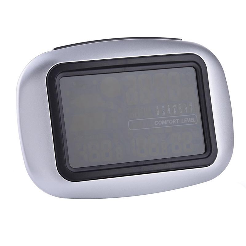 Achetez en gros horloge thermostat en ligne des for Thermometre exterieur wifi