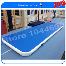 Free shipping 6*2m inflatable gym air track,inflatable air track gymnastics(China (Mainland))