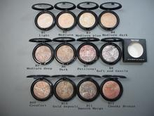 10 шт./лот макияж бренд минерализирует отделка кожей природные макияж пудра 10 г пудра бесплатная доставка