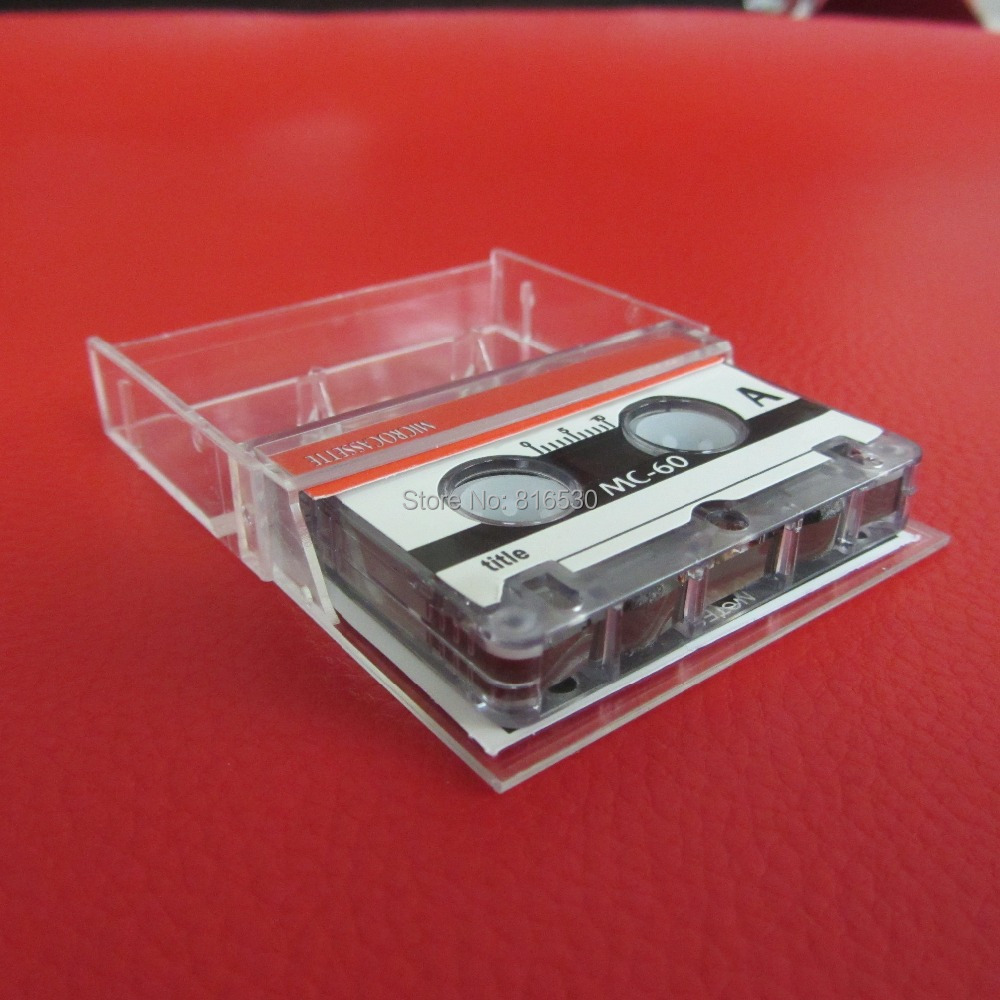 beat----after senvice the mini blank cassette tape(China (Mainland))