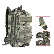 Buy 30L Outdoor Sport Military Tactical Backpack Rucksacks Camping Hiking Trekking Bag CP Camouflage for $15.20 in AliExpress store