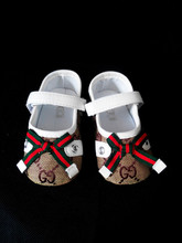 2016 Brand Baby Girl Shoes Cotton First Walikers Soft Bottom Baby Fashion Sneakers Retail 11cm 12cm 13cm 130(China (Mainland))