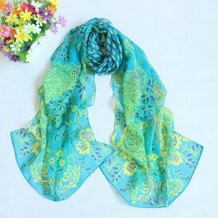 2015 NEW female bufandas desigual brand scarf large scarf women winter warm scarves pashmina shawl peacock pattern floral scarf(China (Mainland))