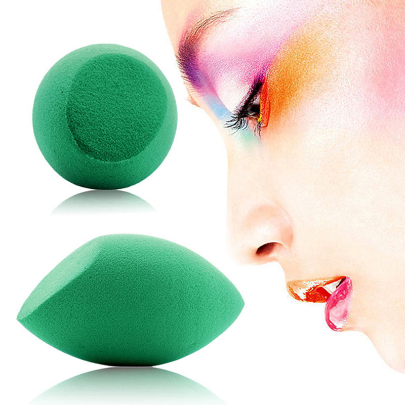 1pcs Hot Sponge Makeup Cosmetics Puff Face Powder Smooth Puff Beauty Foundation Make Up Sponge Tools(China (Mainland))