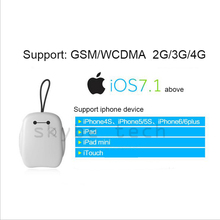 New Arrive Bluetooth Device Dual SIM Dual Standy With Micro SIM Card Slot For iphone 5